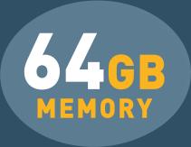 64GB VDR memory capsule