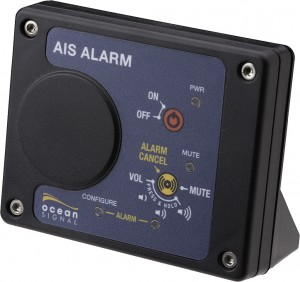 AIS Alarm front angled web