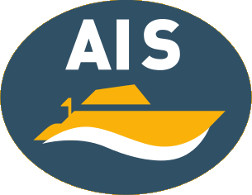 AIS transmissions for position plotting